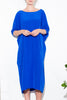 * TUNIC DRESS BLUE