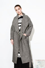 CATO COAT GRAY