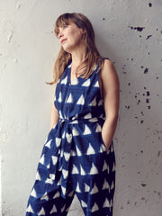 TIE DRESS NAVY