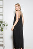 SIREN DRESS BLACK