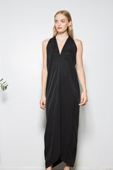 LONG STINA DRESS BEDFORD