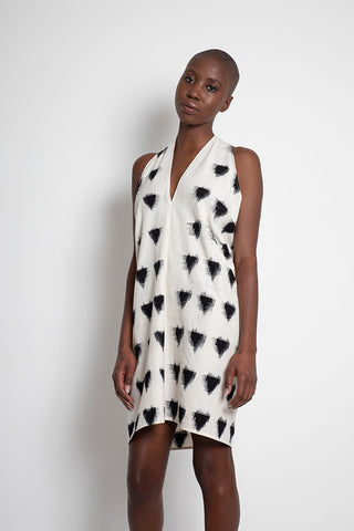 SIREN IKAT DRESS