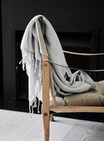 St Albans Linen Skye Throw