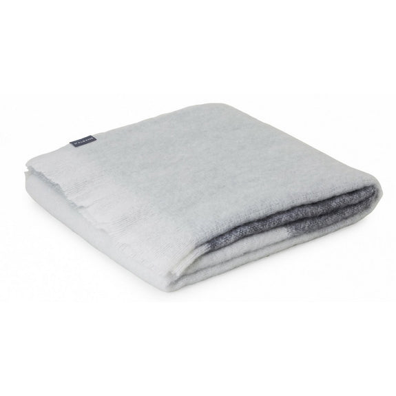 Mohair Ghost Throw - St Albans