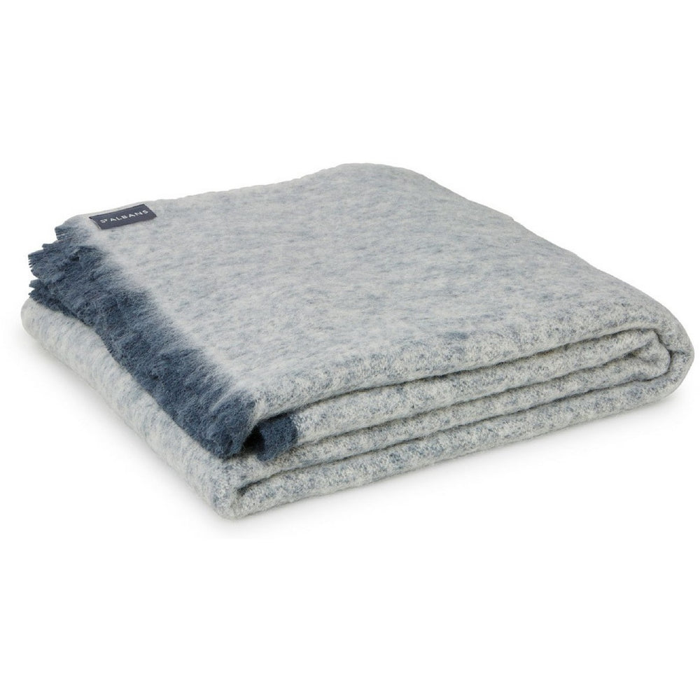 Alpaca Granite Throw