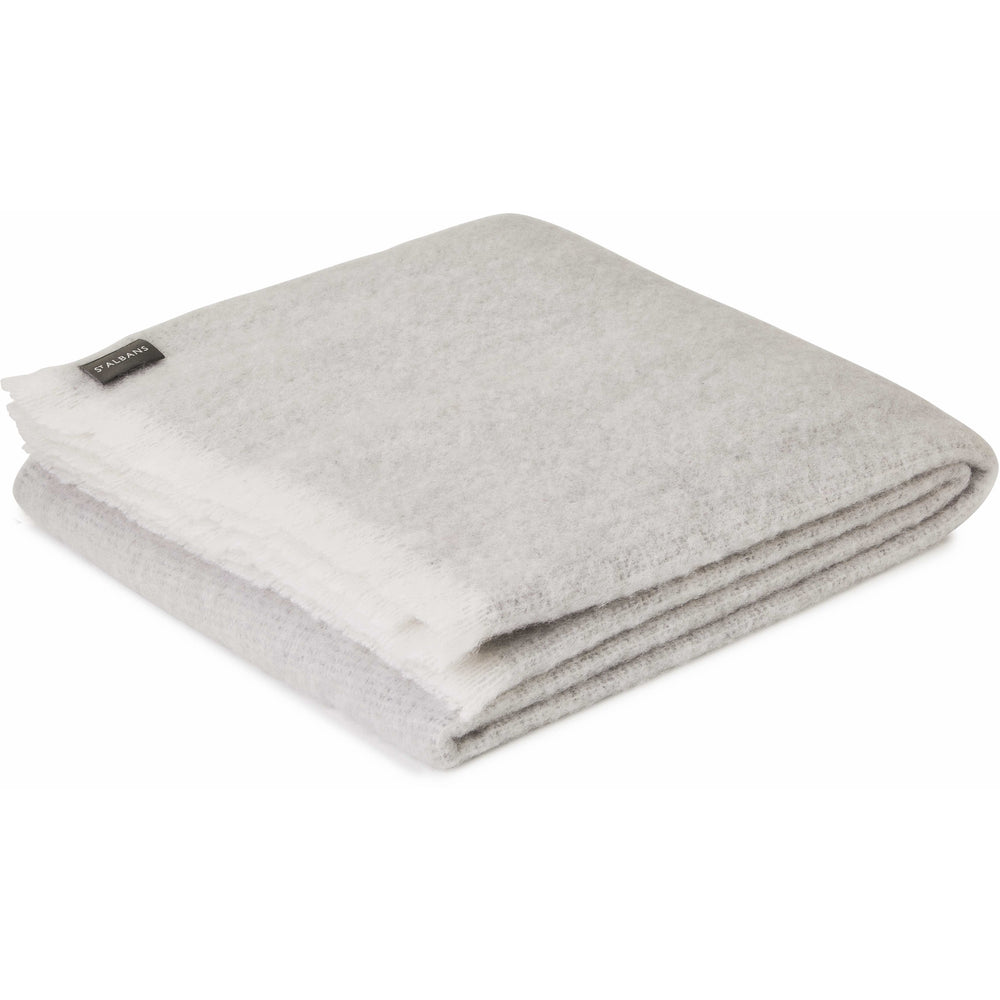 Alpaca Heather Throw - St Albans