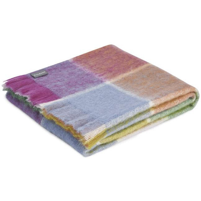 Mohair Lilly Throw
