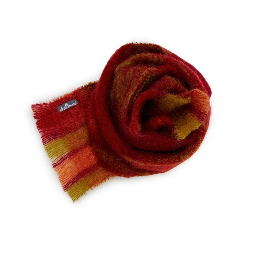 Mohair Madison Scarf