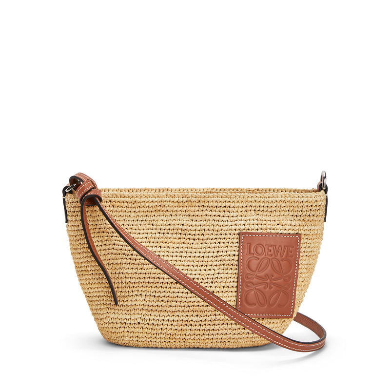 [LOEWE] 로에베 포켓 (Pochette Raffia Bag Natural)