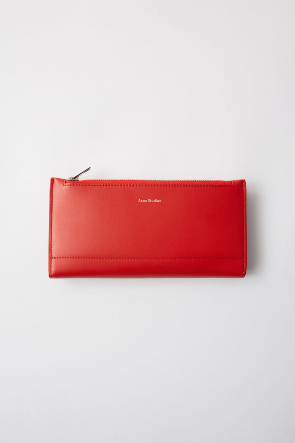 [ACNE STUDIOS] 아크네스튜디오 (CONTINENTAL FOLD WALLET)