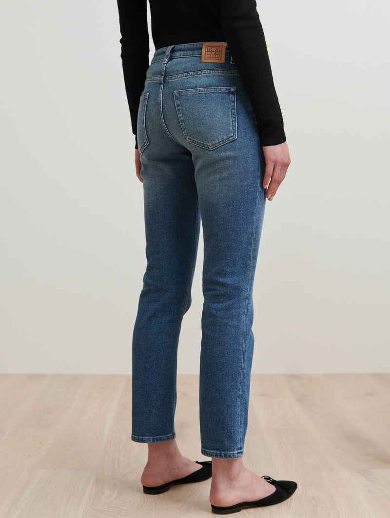 [TOTEME] 토템 STRAIGHT DENIM