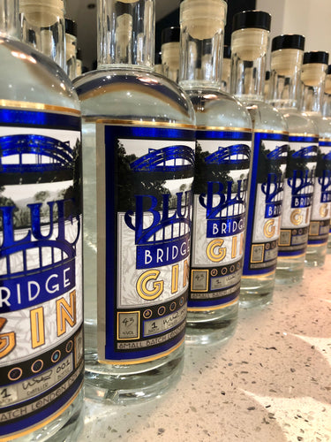Blue Bridge Gin