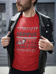 Krampus_Is_Coming_To_Town_Short_Sleeve_Unisex_T_Shirt_Christmas_holiday_Krampus_funny_gamer_tee_Dragon_Brotherhood
