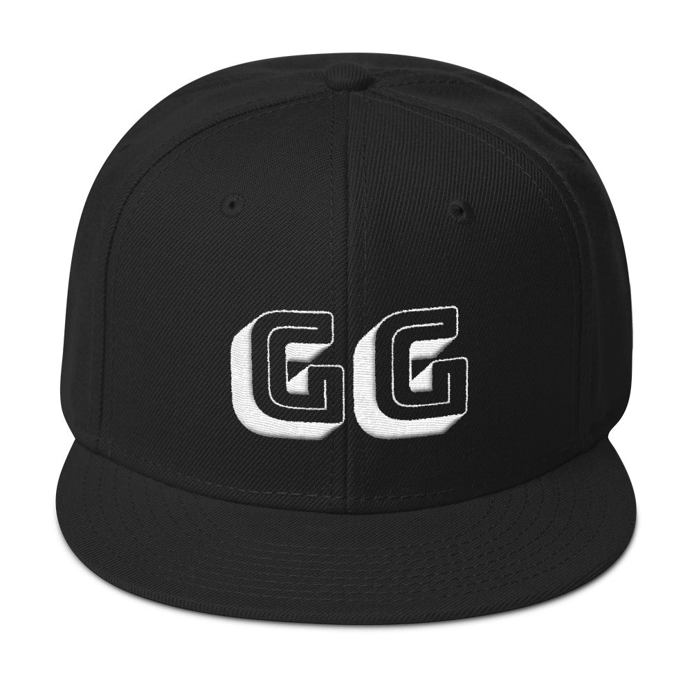 GG_Snapback_Hat_good_game_gamer_hat_Dragon_Brotherhood