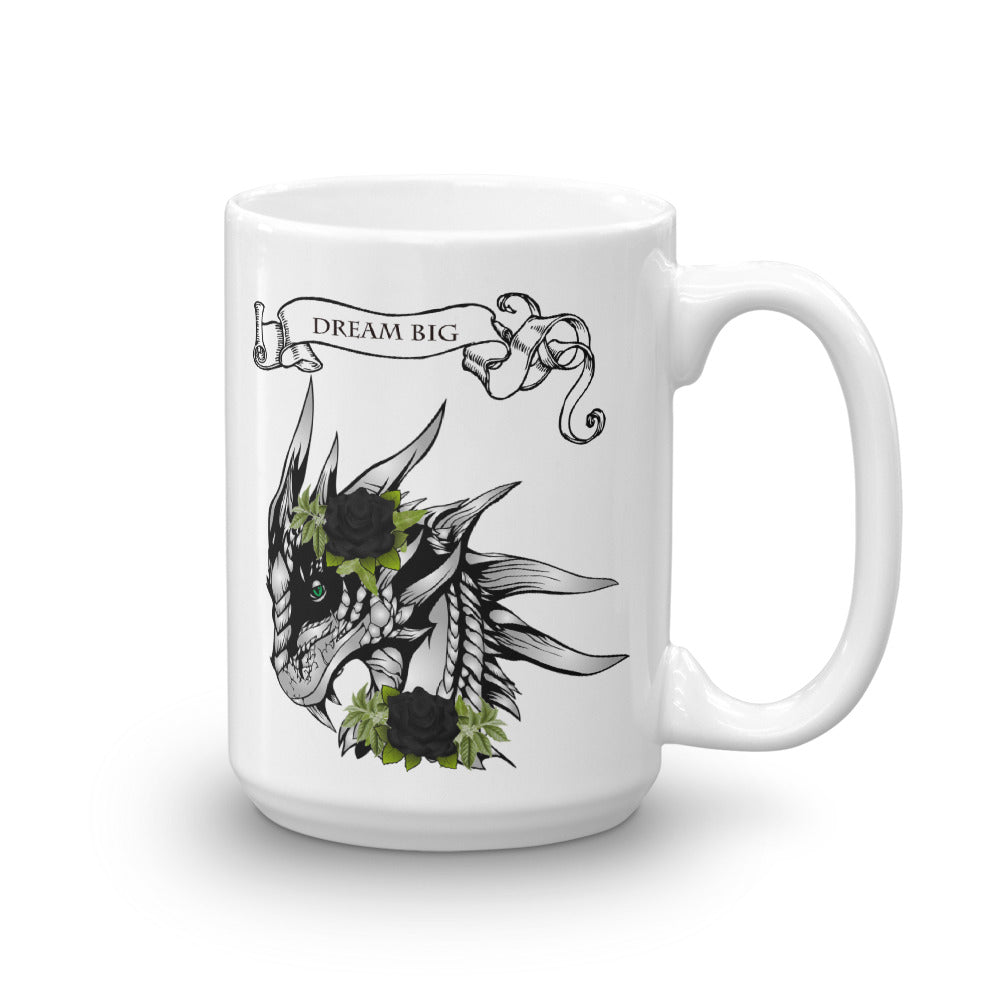 Dream-Big-Dragon-and-Black-Roses-Glossy-Coffee-Mug-15-oz.-Dragon-Black-Roses-Gothic_Epic-Coffee-Mug-Dragon-Brotherhood