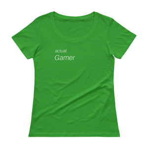 Actual_Gamer-T-Shirt_Gamer_Girl_Gamer_Shirt_Ladies_Scoopneck_T-Shirt_Dragon_Brotherhood