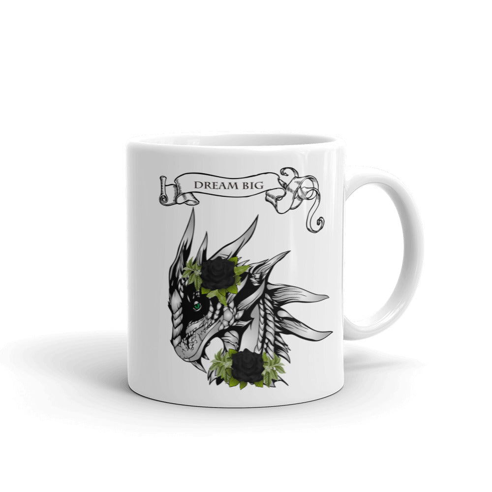 Dream-Big-Dragon-and-Black-Roses-Glossy-Coffee-Mug-11-oz.-Dragon-Black-Roses-Gothic_Epic-Coffee-Mug-Dragon-Brotherhood