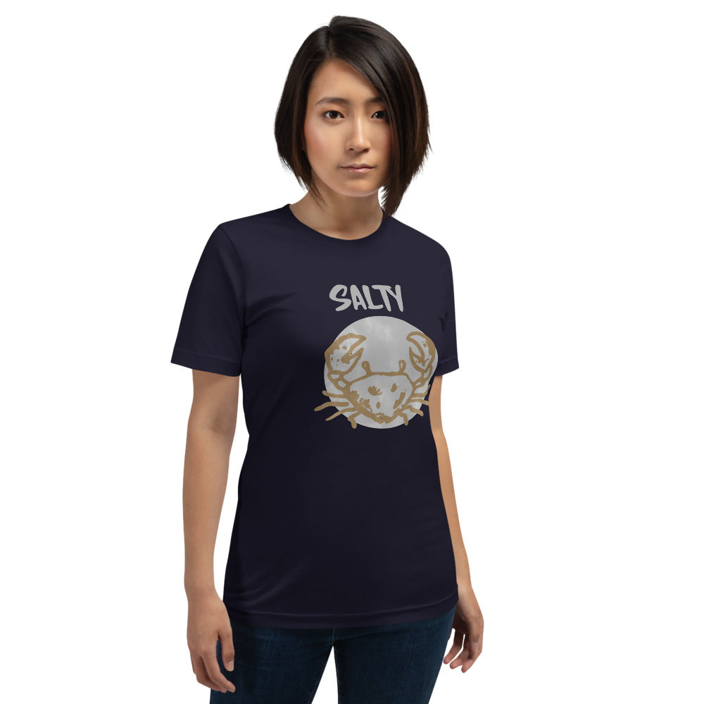 Salty T-shirt | Short-Sleeve Unisex T-Shirt