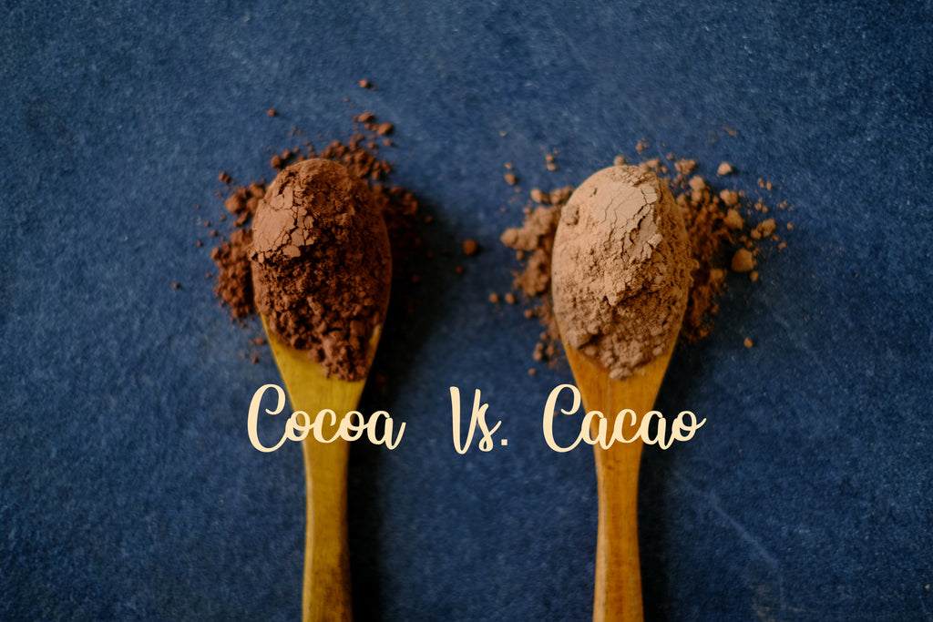 Cocoa Vs. Cacao. Is There A Difference?