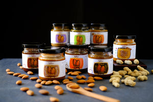 Organic All Natural Nut Butters Crafted In Singapore