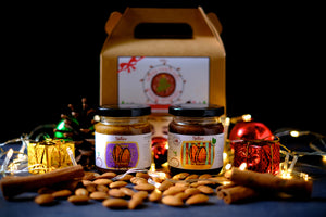 Nuttier Christmas Gift Box