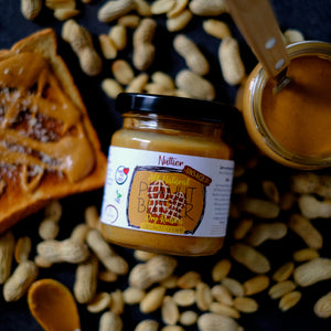 Nuttier All Natural Organic Peanut Butter Crafted In Singapore - Dog friendly