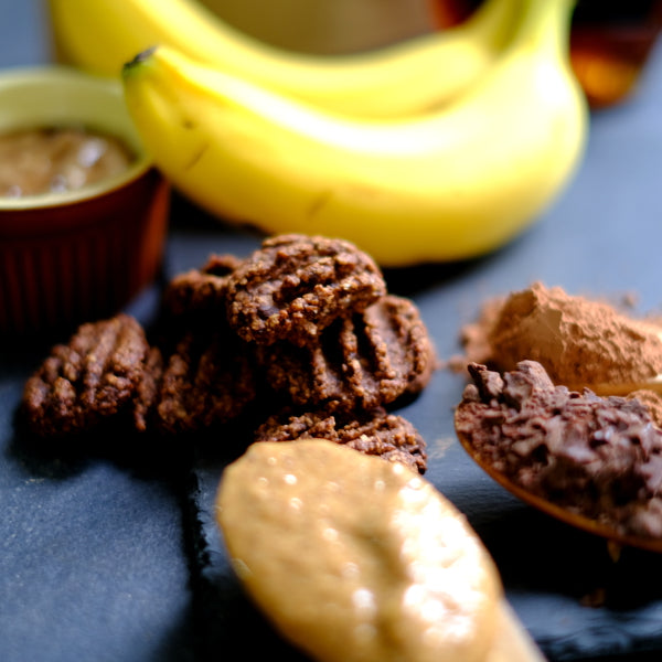 Nuttier Organic Chunky Monkey Almond Butter Cookies