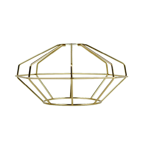 Brass Octagon Cage