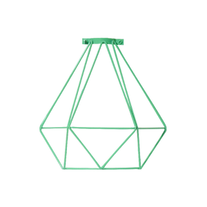 Mint Diamond Cage