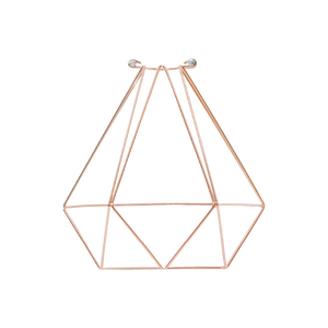 Copper Diamond Cage