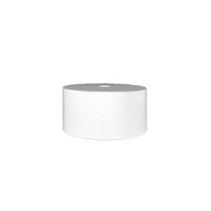 "White 5"" Drum Shade"