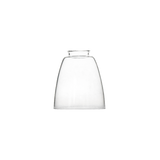 Clear Glass Bell Shade