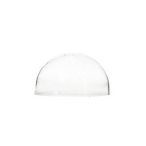 Clear Glass Dome Shade