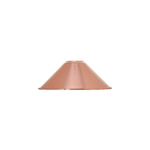 Copper Cone Shade