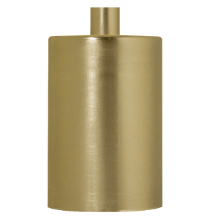 Modern Brass Socket