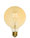 "Bulb: LED - 5"" Globe Mix Match Lighting"