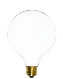 "Bulb: LED - White 5"" Globe Mix Match Lighting"