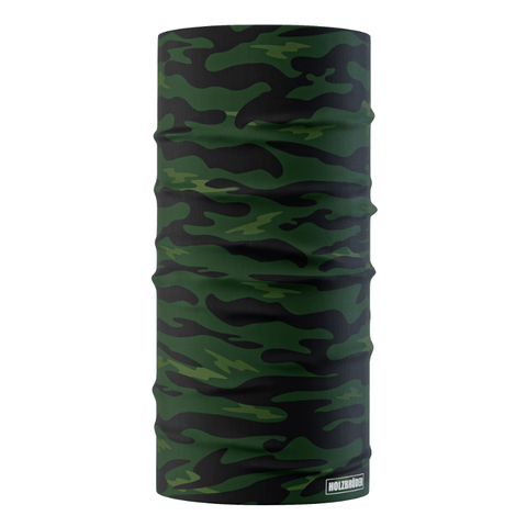 Multifunktionstuch Camouflage Green