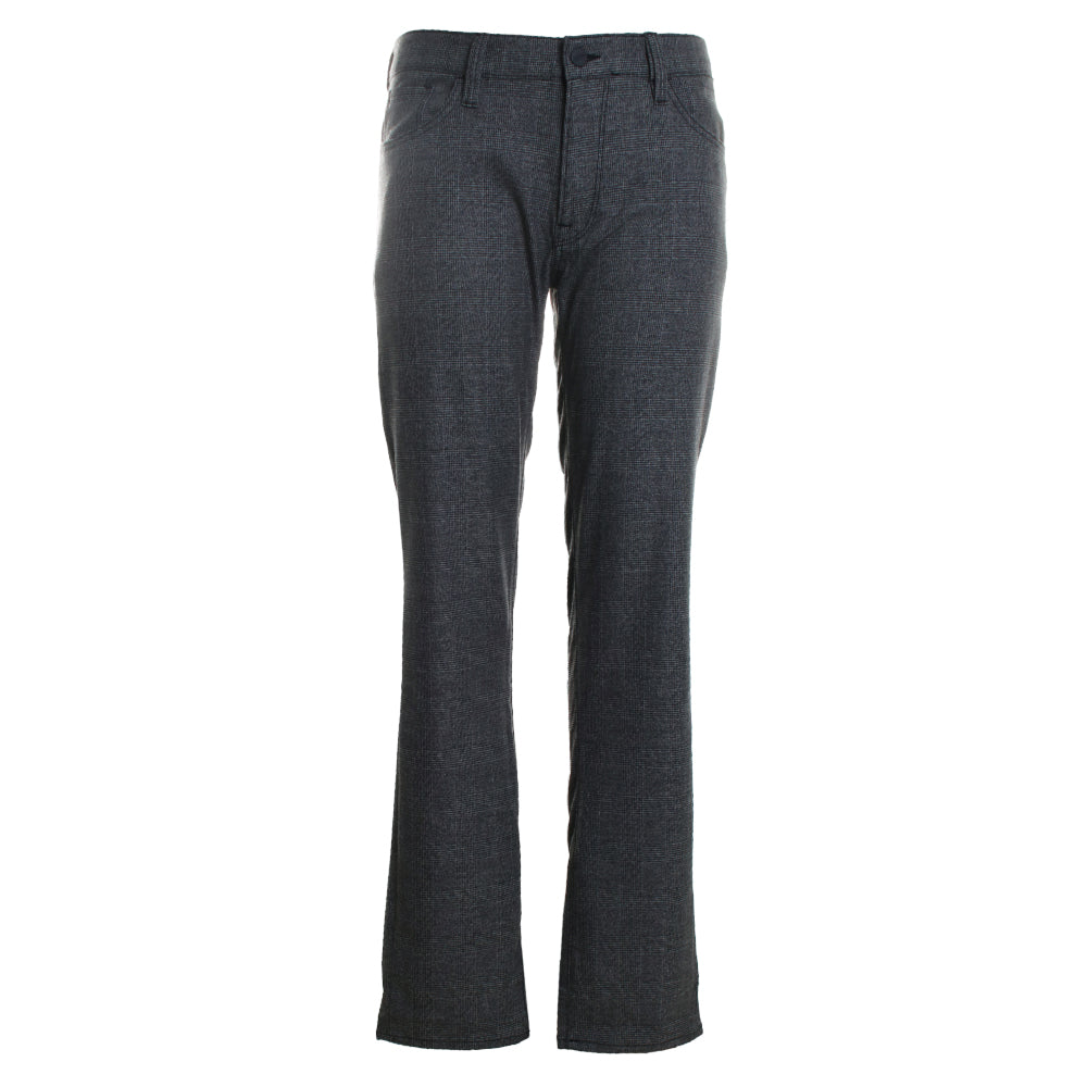 Courage Houndstooth Denim Jeans