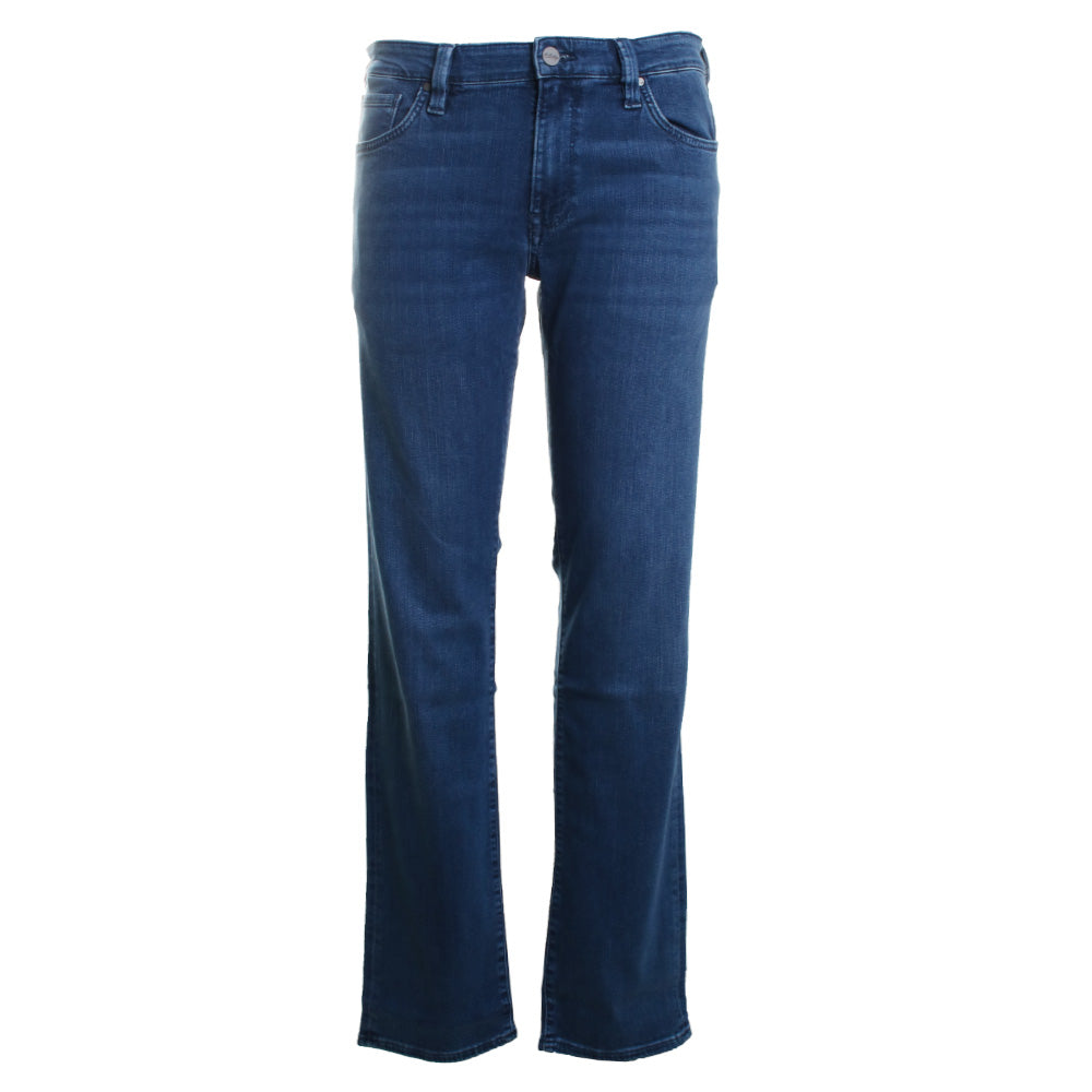 Courage Straight Leg Denim Jeans