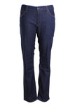 34 Heritage Men's Courage Dark Wash Straight Leg Denim Jeans in Rinse Vintage