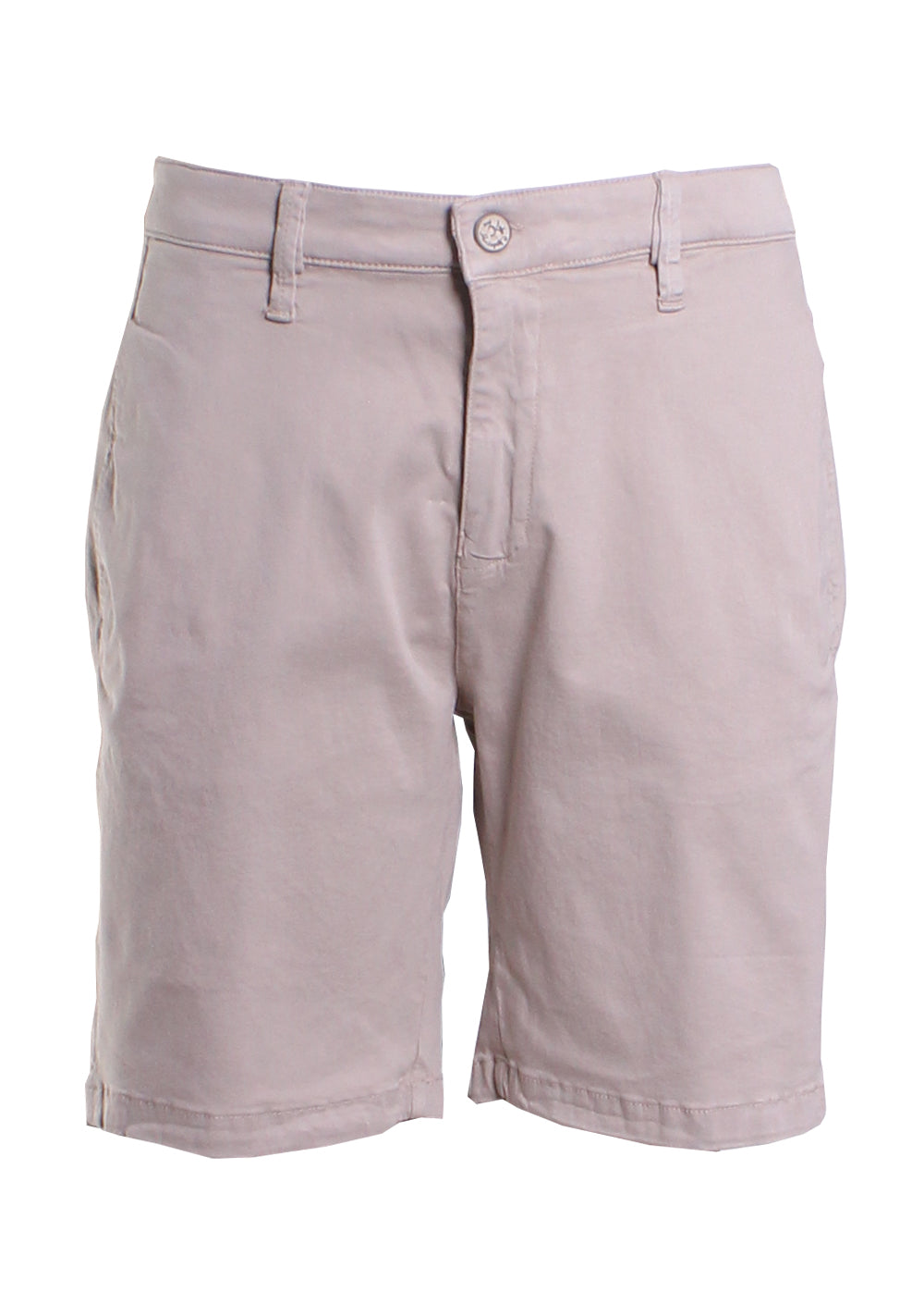 34 Heritage Nevada Shorts in Stone Twill