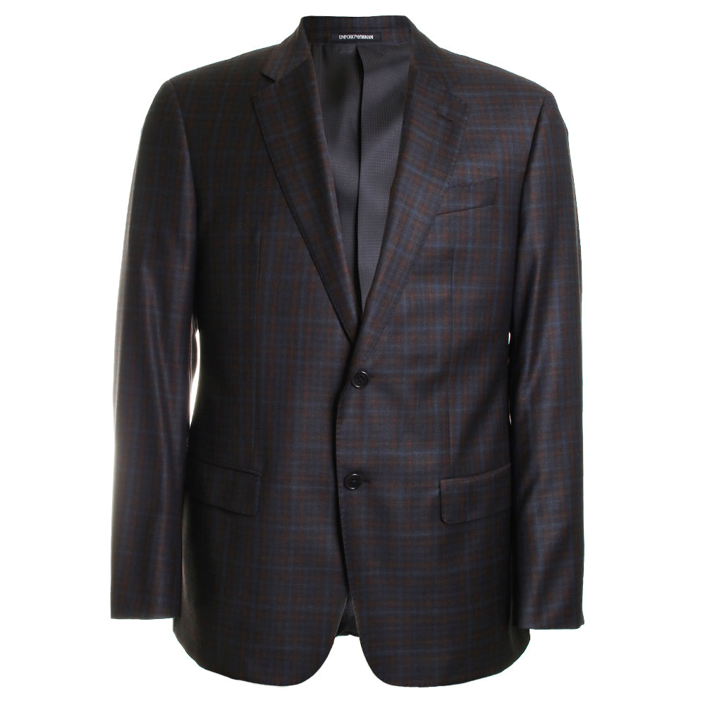 Plaid Sportcoat Jacket
