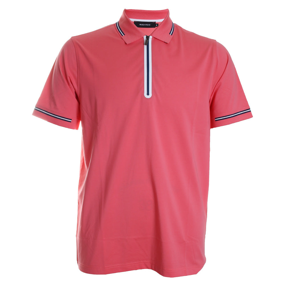 Quarter Zip Polo