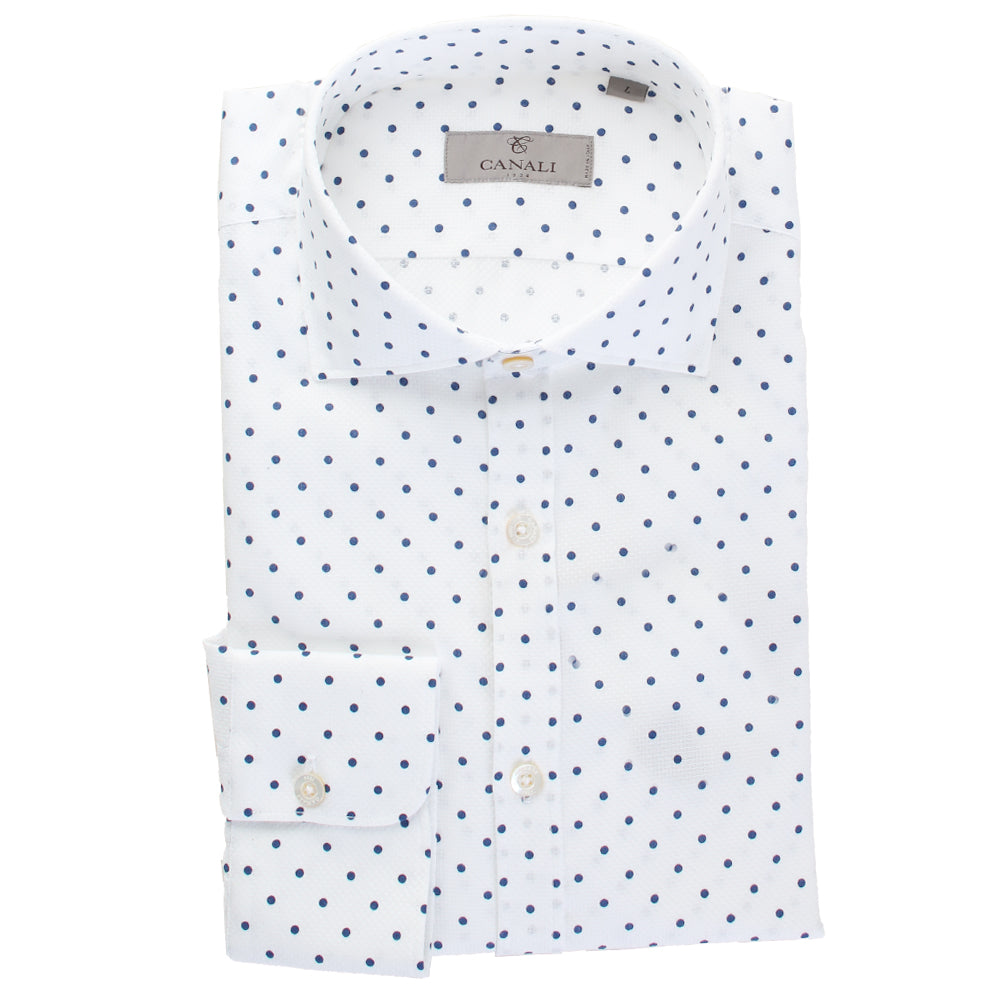 Dotted Dress Shirt