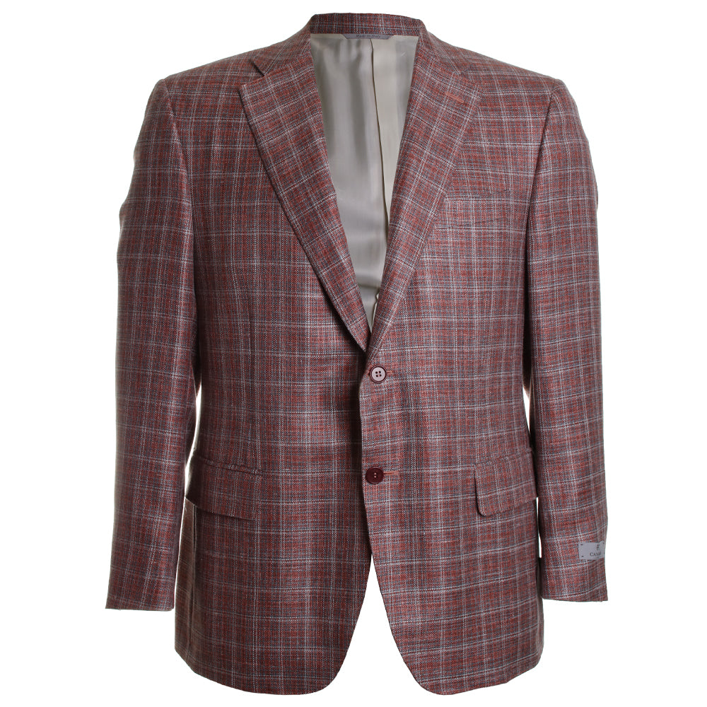 Plaid Sportcoat