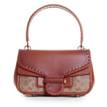 Cody Signature Whipstitch Handbag