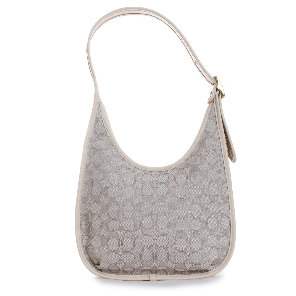 Signature Jacquard Ergo Shoulder Bag