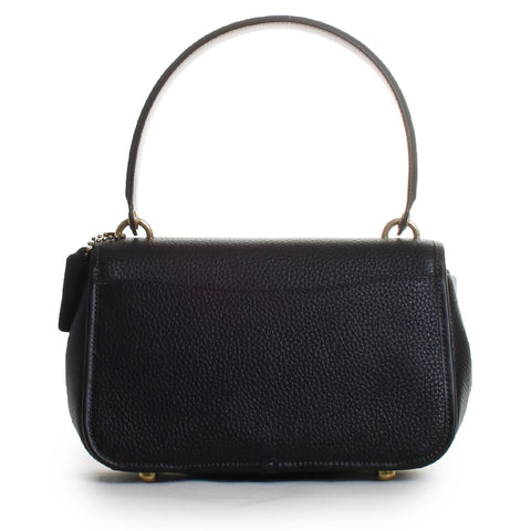 Cody Pebbled Leather Handbag