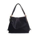 Dalton 31 Leather Hobo Shoulder Bag